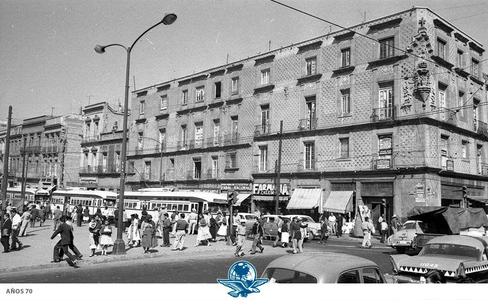 Sobre la calle República de Guatemala… Y hablo de la superposición de los tiempos.